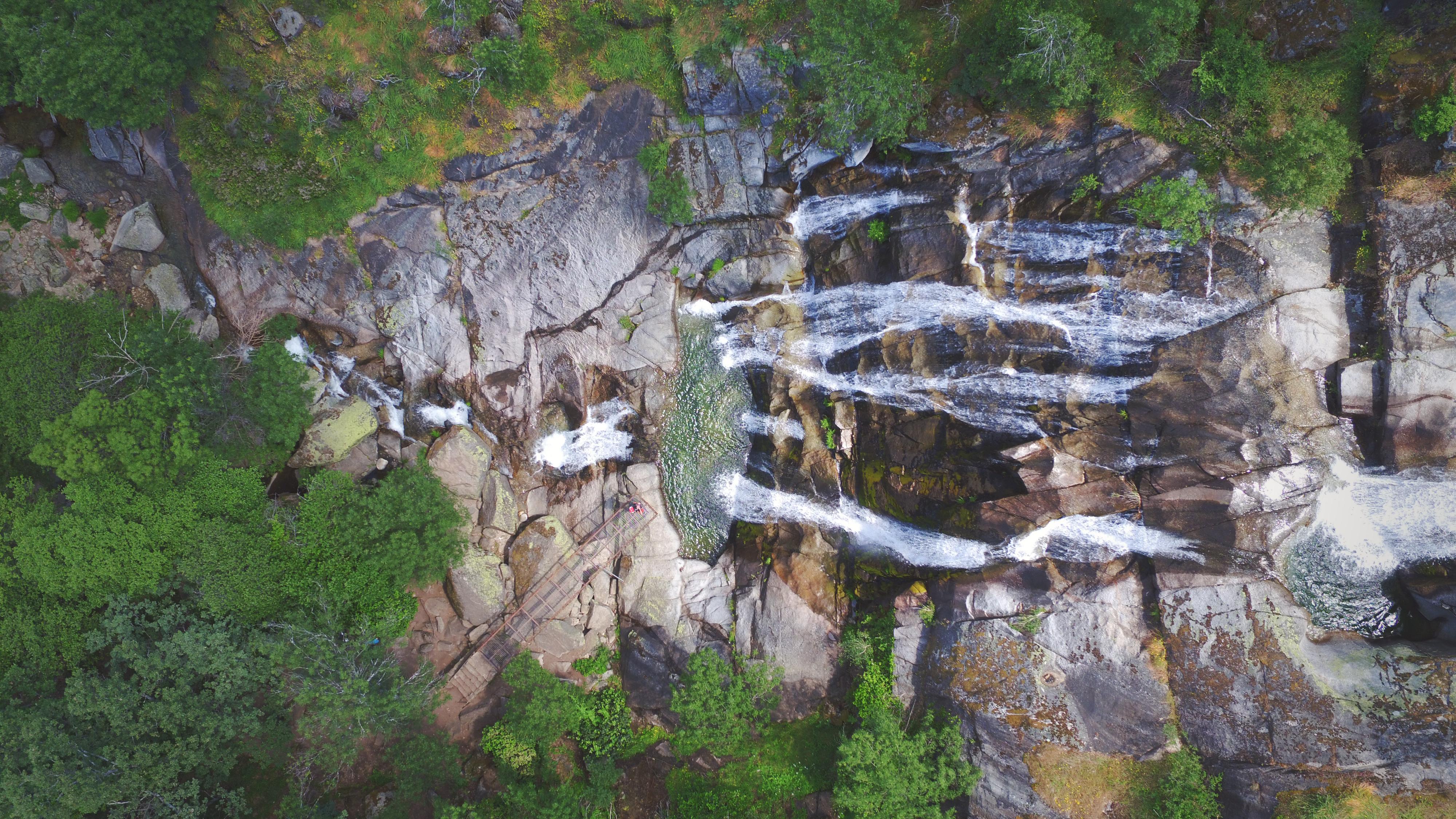 Cascada del Caozo. Valle del Jerte. Cáceres